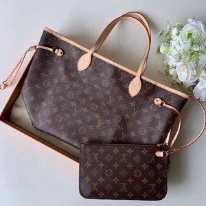 💄Lv nevefull purse 👉MM